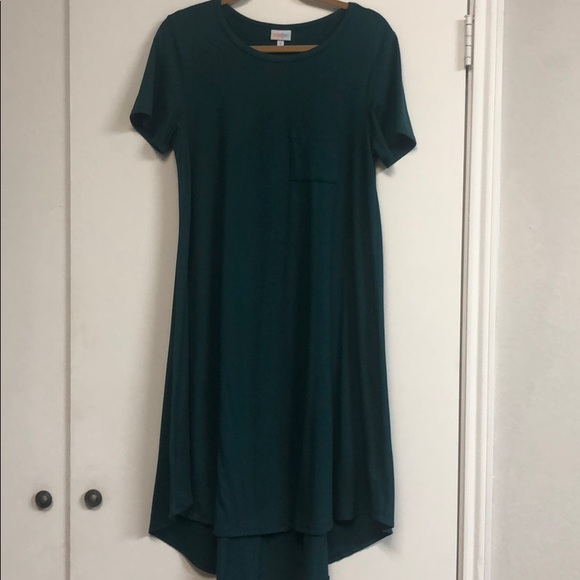 LuLaRoe Dresses & Skirts - Lularoe Carly in Teal